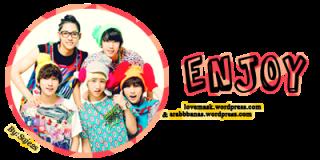 enjoy B1A4