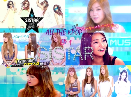 all the kpop sistar