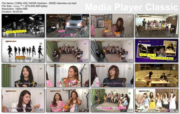 [1080p HD] 140305 Hanbam - SNSD Interview cut.mp4_thumbs_[2014.03.12_23.17.40]