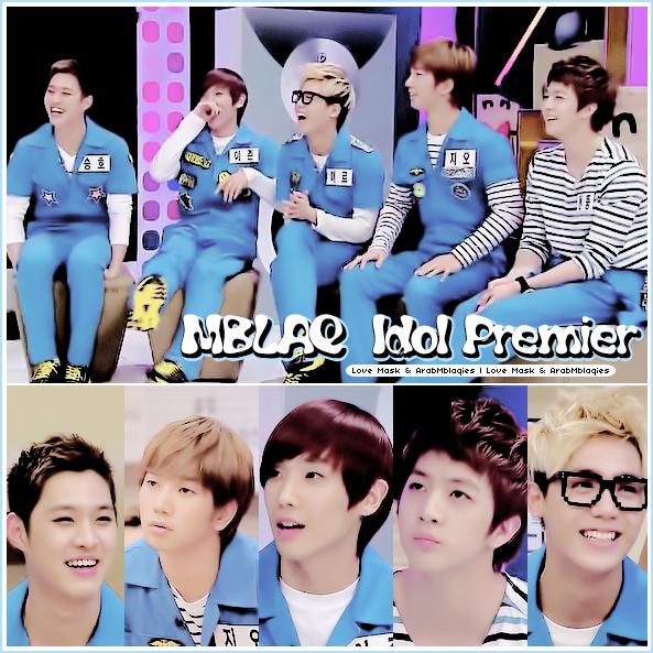 MBLAQ @ Idol Premier