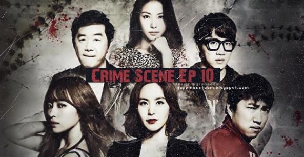 مسرح الجريمة حلقة 10 الهيدر